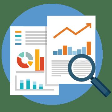 تعیین سطح و محاسبه درصد
